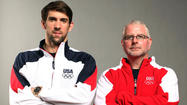 "If you made a flip-book of the hundreds of photographs they've posed together for over the years, you would see<a href=""/bal-phelps,0,4148779.storygallery"">Michael Phelps</a>growing up before your eyes, getting taller and more muscular, while his coach, Bob Bowman, looks remarkably the same."