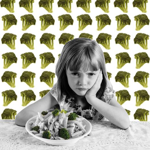 Should your child be this picky with food?