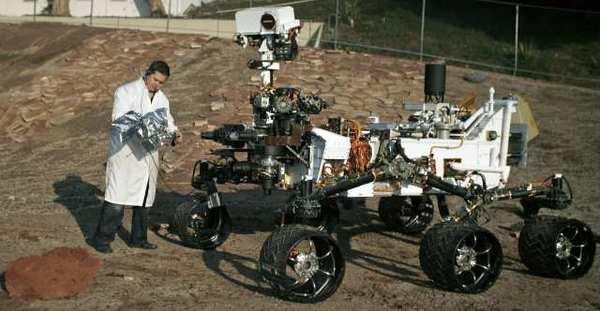 curiosity rover landing date - photo #11