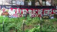 Cries Of Censorship After NYPD Paints Over Controversial Mural