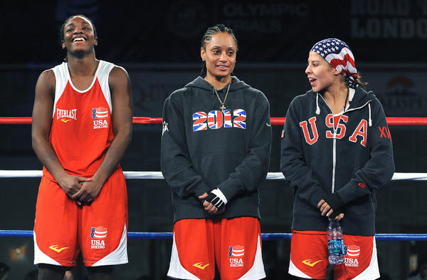 "<b>Key dates: </b>Aug. 5, women's boxing makes its Olympic debut<br> <br> <b>Venue: </b>ExCel Exhibition Centre<br> <br> <b>Big story: </b>Although the fields are half as deep as in the men's competition -- 12 fighters versus 32 -- and although there are three weight classes versus 10 for the men, women's boxing will make its first appearance as a medal sport.<br> <br> <b>Top U.S. prospects: </b>Houston flyweight <a class=""taxInlineTagLink"" id=""PESPT00016133"" title=""Marlen Esparza"" href=""/topic/sports/boxing/marlen-esparza-PESPT00016133.topic"">Marlen Esparza</a>, lightweight Queen Underwood of Seattle and middleweight <a class=""taxInlineTagLink"" id=""PESPT00016135"" title=""Claressa Shields"" href=""/topic/sports/boxing/claressa-shields-PESPT00016135.topic"">Claressa Shields</a> of Flint, Mich., all have a good shot at making the podium (all above).<br> <br> <b>Others to watch: </b><a class=""taxInlineTagLink"" id=""PLGEO000008"" title=""Republic of Ireland"" href=""/topic/intl/republic-of-ireland-PLGEO000008.topic"">Ireland's</a> Katie Taylor, arguably the best women's amateur in the world, is a heavy favorite in the lightweight division (132 pounds). Flyweight Mary Kom, a mother of two from India, is a five-time world champion.<br> <br> <b>Little-known fact: </b>Women's boxing was on the schedule in St. Louis in 1904 as an exhibition event, but just six women -- in all sports -- are listed as having taken part in those Games."