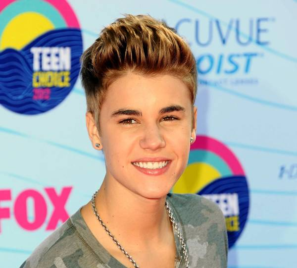 Singer Justin Bieber was allegedly chased on the 101 Freeway earlier this month by a paparazzo who now faces misdemeanor charges.
