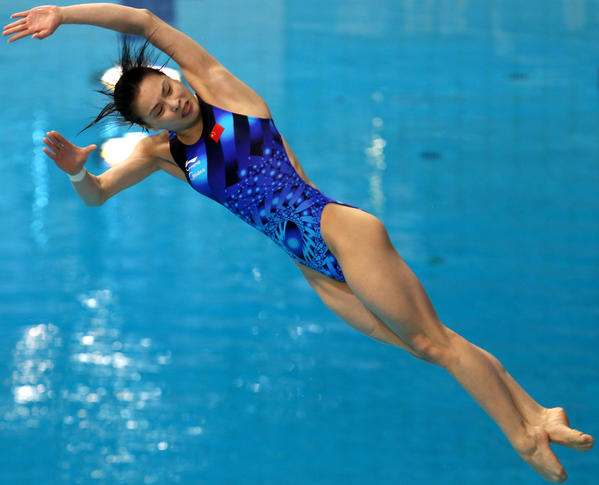 "<b>Key dates: </b>July 29, finals in synchro springboard; July 31, finals in synchro platform; Aug. 5, finals in springboard; Aug. 9 finals in platform<br> <br> <b>Venue: </b>Olympic Park Aquatics Centre<br> <br> <b>Big story: </b>Can anyone stop the Chinese? Its divers are ranked 1-2 in the world in the two individual events and first in the two synchro events. Wu Minxia (above), the springboard synchro queen (consecutive Olympic golds), could complete a full collection of individual springboard medals by adding gold to her silver (2008) and bronze (2004). She won that individual title at last year's worlds. ""I feel bad if I don't touch water for a day. Especially on weekends, when I cannot be in the water, I feel terrible,"" Wu told the Women of China website.<br> <br> <b>Others to watch: </b>Another Wu, Melissa of Australia, who is of Chinese descent, has been second to Chinese teams in synchro platform at several major competitions, including the 2008 Olympics. She and her most recent synchro partner, Alexandra Croak, won the silver medal at the 2011 worlds but did not make the 2012 Aussie team so Wu is diving only individual platform.<br> <br> <b>Top U.S. prospects: </b>Laura Wilkinson's 2000 gold on platform was the last medal for a U.S. diver. Both U.S. synchro teams came close (4th and 5th) in Beijing. Kelci Bryant (4th in synchro springboard) is back with a new partner. Christina Loukas hopes to improve on her 9th place in individual springboard.<br> <br> <b>Little-known fact: </b>After 76 years, Marjorie Gestring of the United States remains the youngest Olympic gold medalist in an individual event. Gestring was 13 years, 268 days old when she won the springboard title in 1936."
