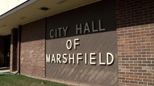 Marshfield in debt, spends restricted money on bills