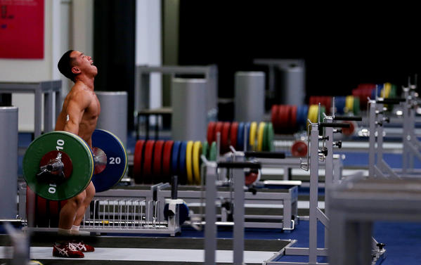 <b>Key dates: </b>July 28-Aug. 12<br> <br> <b>Venue: </b>ExCel Exhibition Centre<br> <br> <b>Big story: </b>It will actually be considered a major development if there is not a controversial moment or two in weightlifting. The sport rarely seems to dodge especially when it comes to doping scandals. The biggest race will be between Russia and China in the overall medals.<br> <br> <b>Top U.S. prospects: </b>Kendrick Farris is the only male qualifier for the United States (187 pounds). He will be competing in his second Olympics, having taken eighth in Beijing, and won a gold medal at the Pan Am Games.<br> <br> <b>Others to watch: </b>There could be an interesting battle between two Iranians in the superheavyweight class -- reigning world champion Behdad Salimi and Sajjad Anoushiravani.<br> <br> <b>Little-known fact: </b>If there is a tie, the win goes to the lighter lifter.