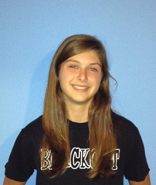 Charlotte Cullip, 15, of Harbor Springs will head to Germany for a year-long exchange program.