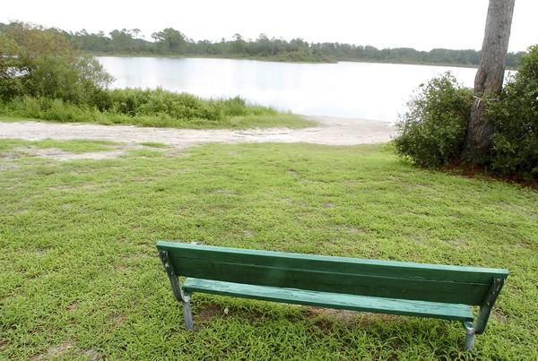 Lake Colby Park is one of the peaceful spots in the spiritualist community of Cassadaga in southwest Volusia County.
