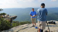 PHOTOS: Hiking up McAfee Knob in Roanoke County