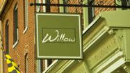 Willow now open in Fells Point
