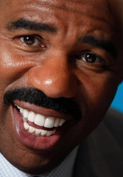 "Steve Harvey, one of ""The Original Kings of Comedy"" (D.L. Hughley, Cedric the Entertainer and the late Bernie Mac are the other Kings) is stepping down from his stand-up comedy throne after more than 25 years. Harvey will be laughing all the way to the bank during his retirement. Comedy opened the gateway to a successful career in TV (""The Steve Harvey Show,"" ""Family Feud""), radio (""The Steve Harvey Morning Show"") and movies (""Think Like a Man""). <br><br><b> Why go: </b>Harvey has taken a more spiritual tone to his comedy, but he's still funny as hell. <br><br><b> Reconsider:</b> You never thought he was the funniest Original King. <br><br><b> 8 p.m. Saturday at Civic Opera House, 20 N. Wacker Drive; $55-$65 (18+); 800-745-3000, ticketmaster.com</b>"