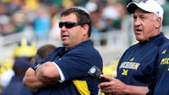 Hoke not moved by Michigan's favored status