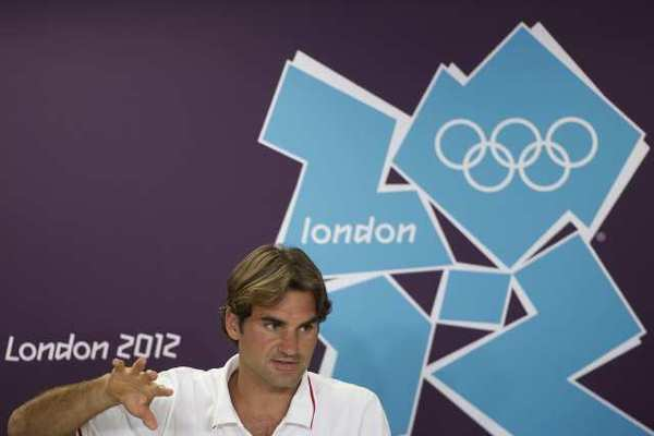 Tennis star Roger Federer was invited to be Switzerland's Olympic flag bearer for a third time, but his unselfish nature won out.