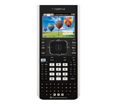 This color graphing calculator will be your little accounting major's best friend.