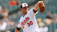 Chris Tillman guides Orioles to 6-2 win over Rays