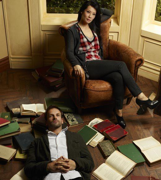 Fall TV 2012: Premiere dates for new and returning shows: 8 p.m.   Last Resort (ABC) The Big Bang Theory (CBS)   8:30 p.m.   Two and a Half Men (CBS)   9 p.m.   Greys Anatomy (ABC) Person of Interest (CBS)   10 p.m.   Scandal (ABC) Elementary (CBS) (pictured)