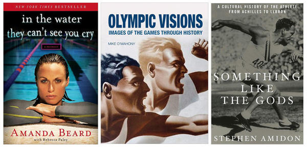 Olympic book roundup