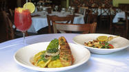 Historic downtown Winter Garden is a hub of great dining. Thai Blossom, The Chef's Table at the Edgewater Hotel and the adjacent Tasting Room, Harry & Larry's, Moon Cricket Grille, Sweet Traditions, The Attic Door and others all serve niches in this west Orange County dining destination.