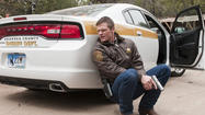 "Bailey Chase of ""Longmire"""