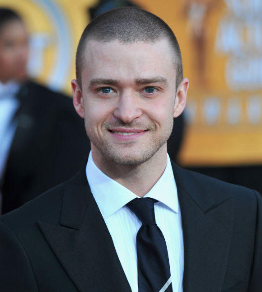 Hot Bald Celebrities: