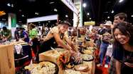 The Great American Beer Festival in Denver