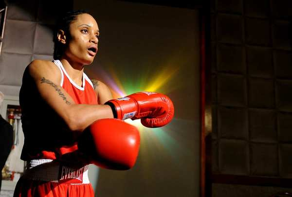 Lightweight boxer Queen Underwood, a bronze medalist at the 2010 world championships, could bring a medal home to Seattle.