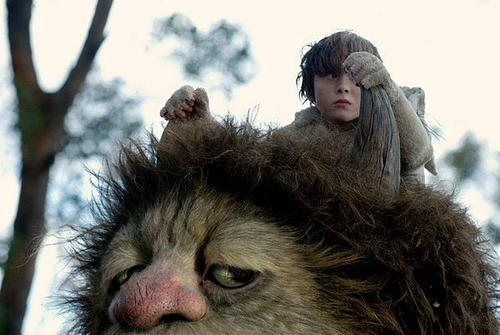 """<i>By Denise Martin, Patrick Kevin Day and Jevon Phillips, Times Staff Writers</i><br> <br> There were only 10 lines of text in Maurice Sendak's classic """"Where the Wild Things Are"""" book, but it is still one of the most beloved children's tales ever.  There was, though, always a tinge of menace to the creatures that Max tamed by looking into their yellow eyes.<br> <br> As imaginative kids, we didn't need much to get the mind racing, but everything is hyped up when it hits the big screen. That was the case with """"Wild Things"""" as the flicker of fear the monsters introduce in the book is brought to life. What follows are other kiddie adventures that left some of us scarred."""