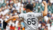 <strong>Nate Jones</strong> impressed opposing scouts as well as the White Sox in March when he pitched his way onto the opening day roster despite not throwing an inning at the Triple-A level.