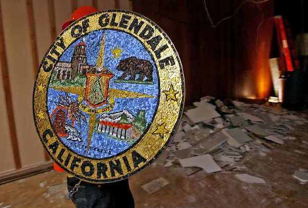 Glendale cut 110 employees, a move that will impact public services.