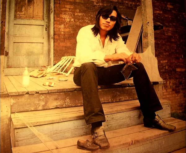 "Rodriguez is the subject of the documentary ""Searching for Sugar Man."""