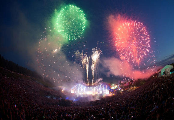 The dance music festival Tomorrowland, touted as the world's biggest and most popular music festival of any kind, opens Friday in the Belgian town of Boom.
