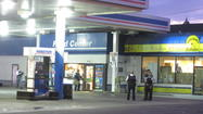 A clerk was shot and killed in a West Side gas station robbery about two hours before his shift was to end, according to police and the man's family.