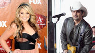 "Rumors have been spreading like wildfire that Brad Paisley may be joining the judge's panel on American Idol. If the gossip is true, Brad has support from former Idol contestant Lauren Alaina, who believes he¿d be perfect for the gig! ""I think that would be really cool. He has a great personality and every time I¿ve talked with him he¿s been super nice. He is really cool. I think that would be a good move for the show."" Lauren¿s new single ¿18 Inches¿ has a connection to American Idol, as it was co-written by Season 5 winner Carrie Underwood."