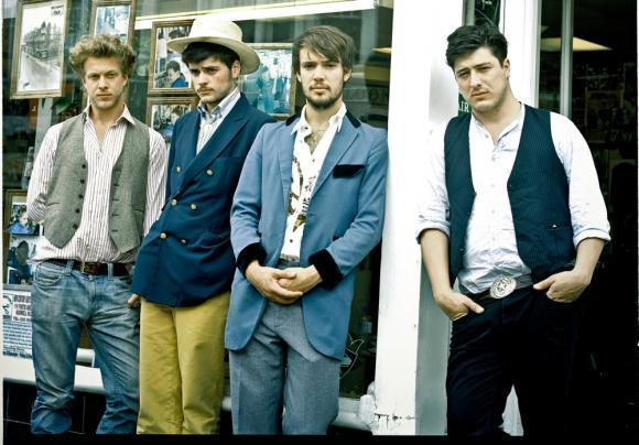 Mumford & Sons are a hot property on the summer concert circuit.