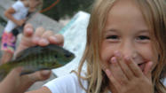 PHOTOS: Take a kid fishing