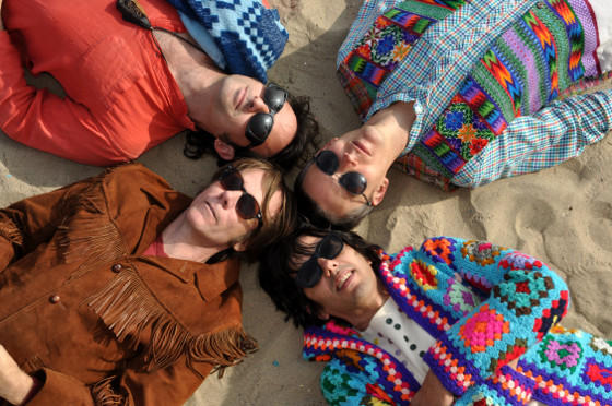 Beachwood Sparks are back with first new album in more than a decade.