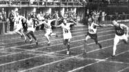 Pictures: Lindy Remigino, The Fastest Man In The World In 1952