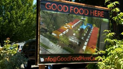 Food Cart Friday: 'Good Food Here' Food Pod