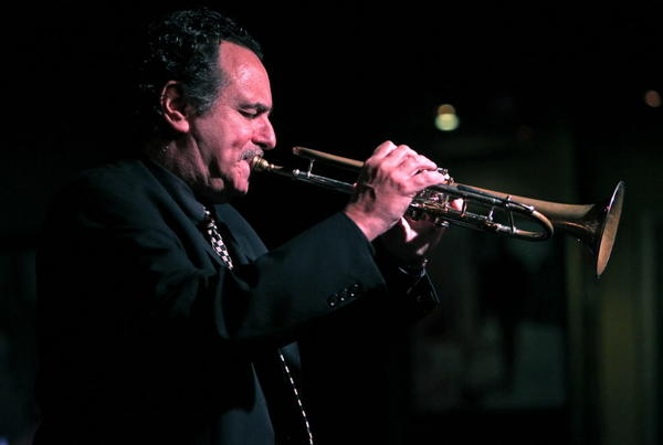 Claudio Roditi performs at Jazz Showcase last year.