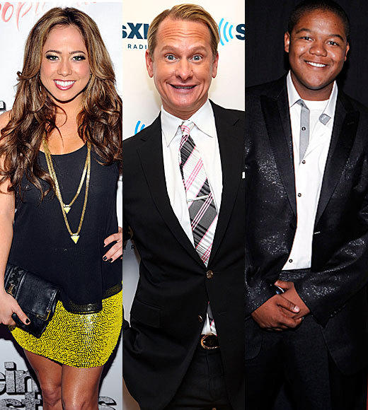 Fans can vote for Sabrina Bryan (seventh place, Season 5), Carson Kressley (eighth place, Season 13) or Kyle Massey (runner-up, Season 11)