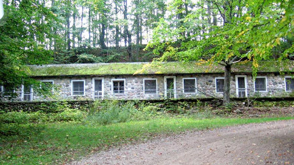 Part of the old Echo Valley resort is still intact and its restoration is set for Phase II of Otsego County's plan for the Louis M. Groen Nature Preserve. Phase I is almost complete as the preserve is set to open to the public Aug. 3.
