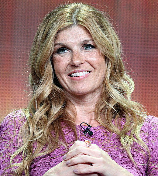 Overheard at 2012 Summer TV Press Tour: Its not a catfight! -- Connie Britton on the generational battle between her character and Hayden Panettieres on Nashville