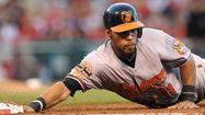 Orioles second baseman Robert Andino could rejoin club Tuesday (UPDATED)
