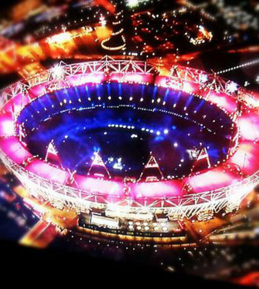 London 2012: Stunning mobile uploads from the Summer Olympics: #London2012 #Olympics #GreatBritain #OlympicsTorch #OlympicsGames #Morocco... --@jalil_eloutmani