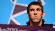 Phelps has first showdown with Lochte on Saturday