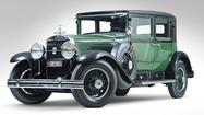 Before Al Capone's 1928 Cadillac rolls across the RM Auctions block in Plymouth, Mich., on July 28, one 93-year-old Chicago native took a cruise back in time.