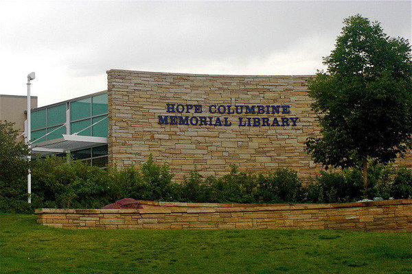After the April 20, 1999, shooting at Columbine High School that claimed the lives of 12 students and a teacher, the school demolished its library and erected a new one, dedicated to the victims of the tragedy.