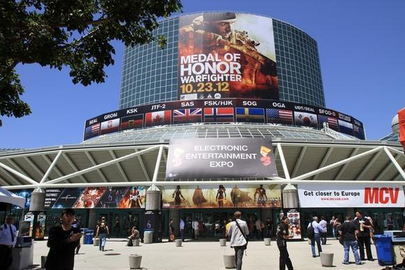 E3 at the Los Angeles Convention Center