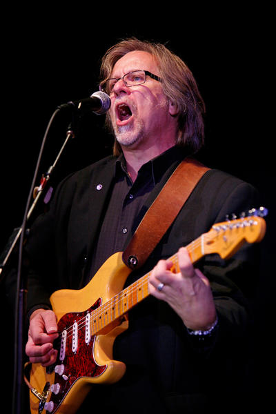 Craig Thatcher performs an Eric Clapton retrospective at the Sands Casino in Bethlehem on Friday, October 15, 2010.