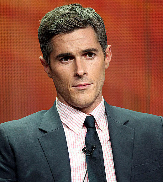 Overheard at 2012 Summer TV Press Tour: Youre still on the Christmas card list. -- Dave Annable after hearing executive producer David Wilcox has a plan for his character to continue to Season 2