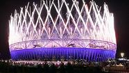 Photos: 2012 London Olympics opening ceremony